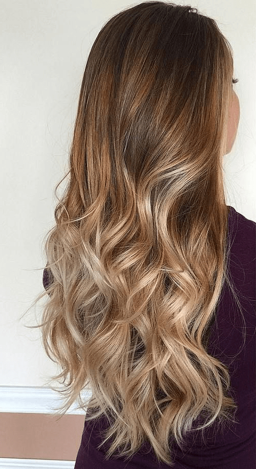 30 Youth Restoring Long Straight Hairstyles For Women With Choppy Dimensional Layers For Balayage Long Hairstyles (View 9 of 25)