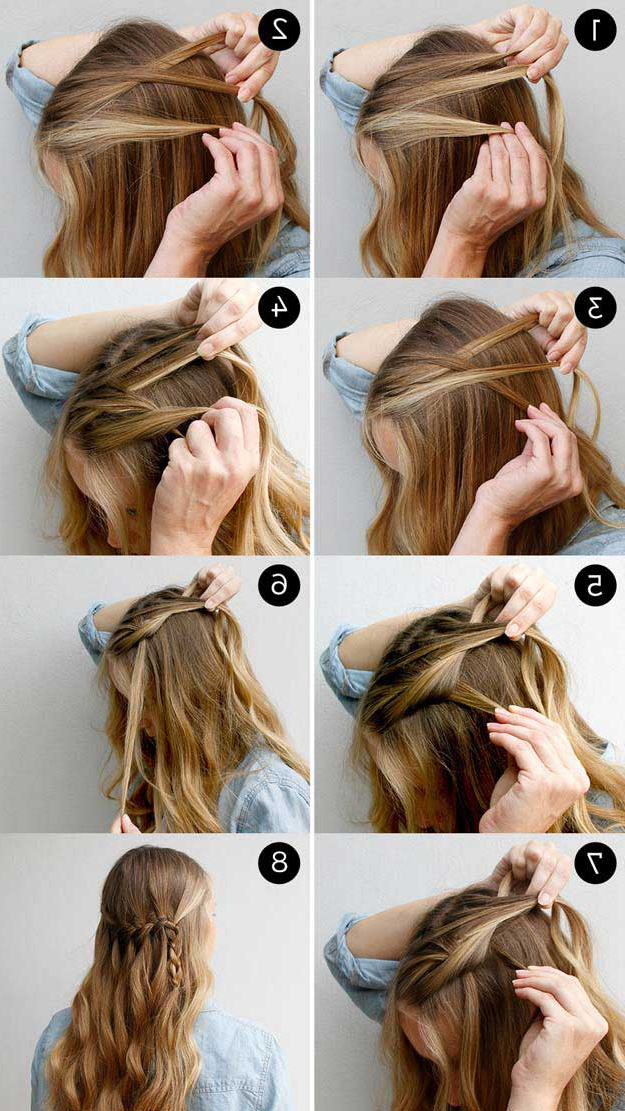 31 Amazing Half Up Half Down Hairstyles For Long Hair – The Goddess With Regard To Half Up Long Hairstyles (View 24 of 25)