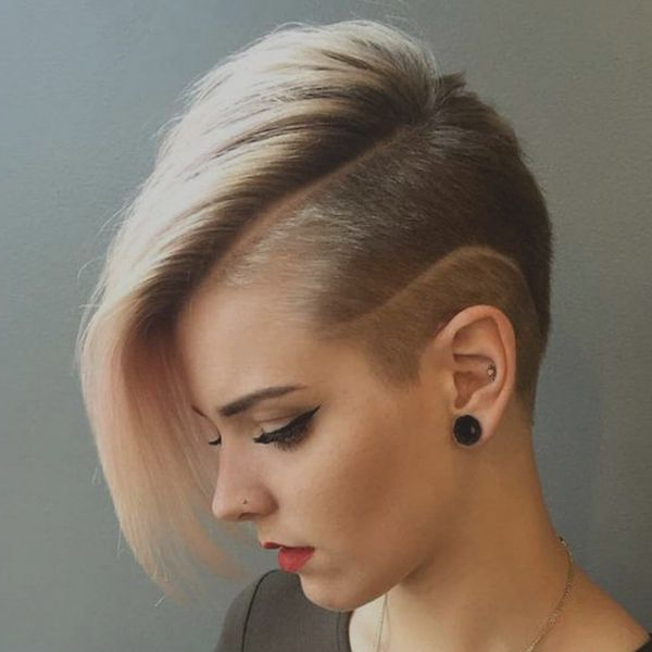 31 Best Lesbian Haircuts Ideas (Trending In June 2019) Pertaining To Long Queer Hairstyles (View 17 of 25)