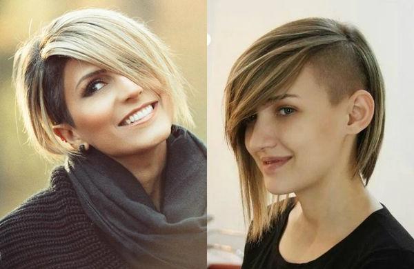 31 Best Lesbian Haircuts Ideas (Trending In June 2019) Within Long Queer Hairstyles (View 16 of 25)