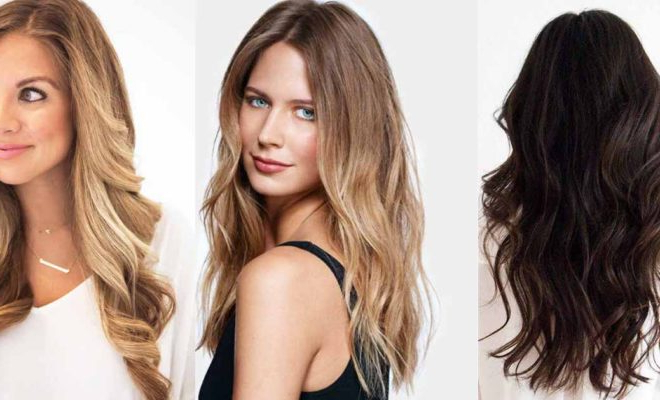 31 Long Wavy Hairstyles – The Goddess With Long Waves Hairstyles (View 12 of 25)