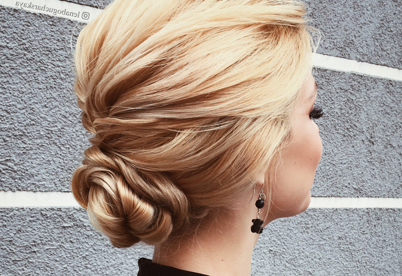 31 Professional Hairstyles For Every Type Of Workplace In 2019 Inside Long Hairstyles That Look Professional (View 5 of 25)