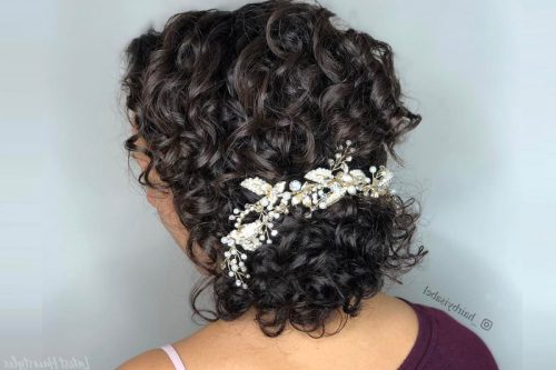 31 Prom Hairstyles For Long Hair That Are Gorgeous In 2019 Within Long Hairstyles For A Ball (View 23 of 25)