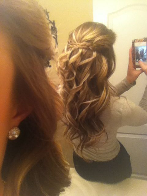 32 Easy Hairstyles For Curly Hair (For Short, Long & Shoulder Length Intended For Long Curly Braided Hairstyles (View 23 of 25)