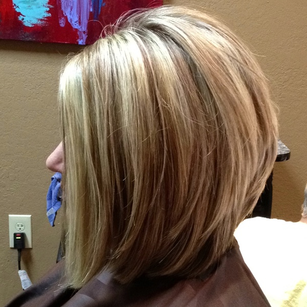 33 Fabulous Stacked Bob Hairstyles For Women – Hairstyles Weekly Inside Stacked Long Haircuts (View 16 of 25)