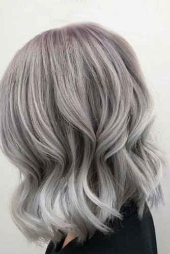 33 Short Grey Hair Cuts And Styles | Lovehairstyles Throughout Long Hairstyles For Grey Hair (View 23 of 25)