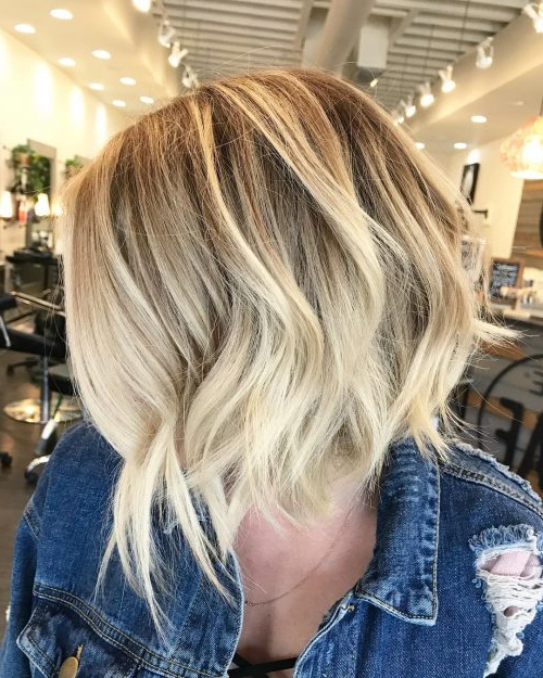 34 Best Choppy Layered Hairstyles (That Will Flatter Anyone) Within Medium To Long Hairstyles With Chunky Pieces (View 6 of 25)