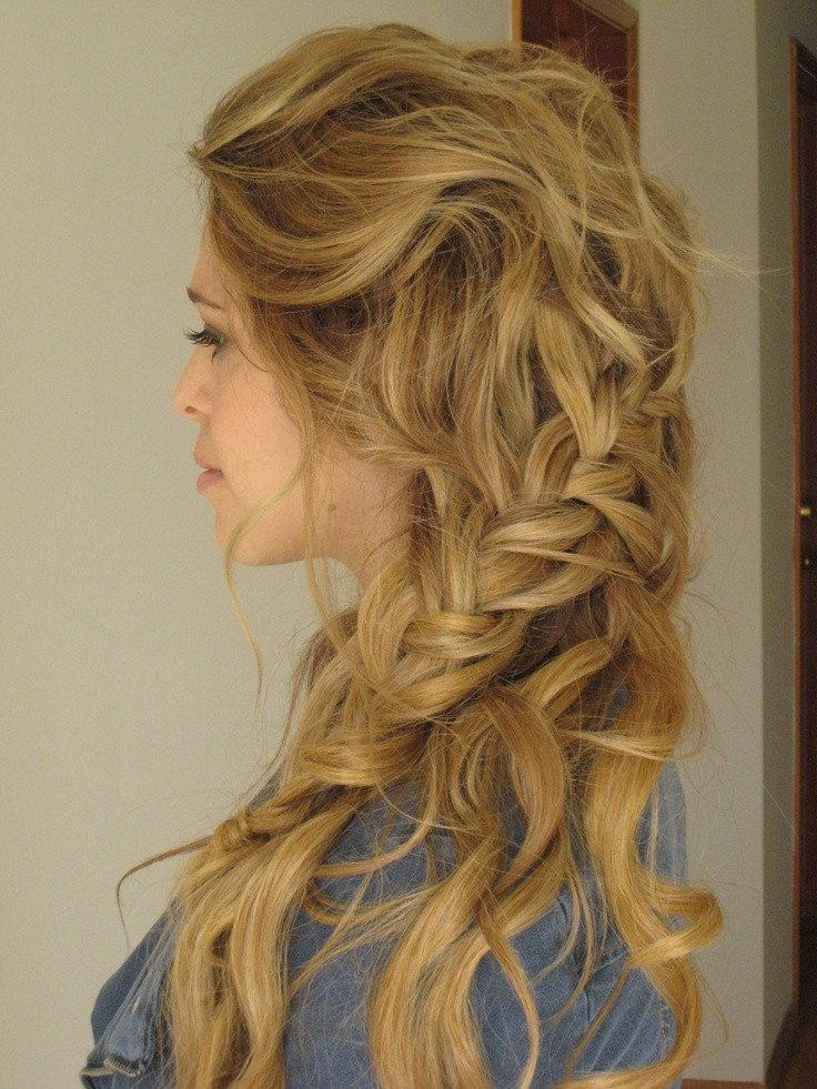 34 Boho Hairstyles Ideas   Styles Weekly For Boho Long Hairstyles (View 23 of 25)