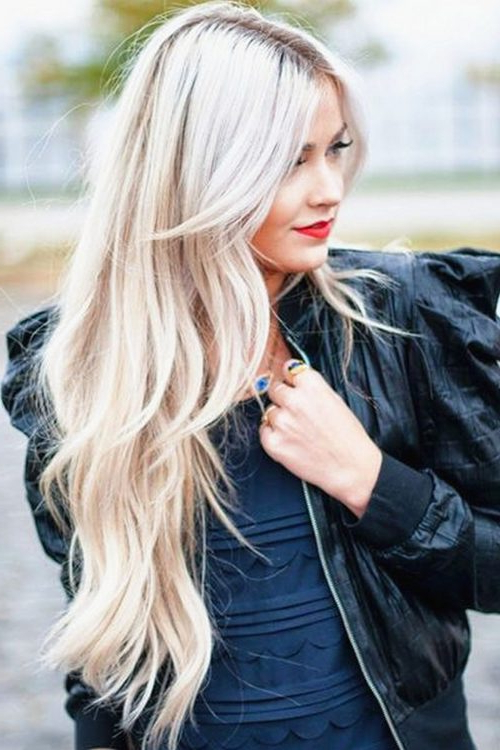 34 Cutest Long Layered Haircuts Trending In 2019 In Long Hairstyles Layered In Front (View 7 of 25)