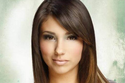 34 Cutest Long Layered Haircuts Trending In 2019 Intended For Cute Long Haircuts With Bangs (View 16 of 25)