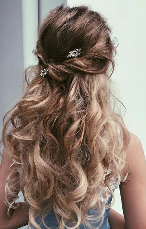 34 Easy Homecoming Hairstyles For 2019 Short,medium & Long Intended For Long Hairstyles For Homecoming (View 3 of 25)