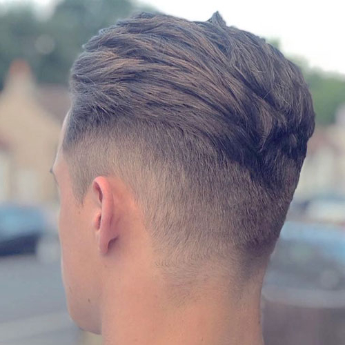 35 Best Short Sides Long Top Haircuts [2019 Guide] For Back Of Long Haircuts (View 22 of 25)