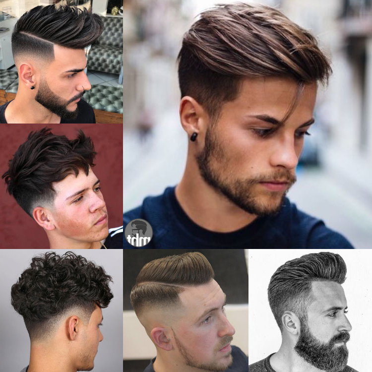 35 Best Short Sides Long Top Haircuts [2019 Guide] For Long Hairstyles To One Side (View 16 of 25)