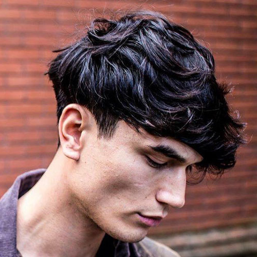 35 Best Short Sides Long Top Haircuts [2019 Guide] Inside Hairstyles Long Front Short Back (View 25 of 25)