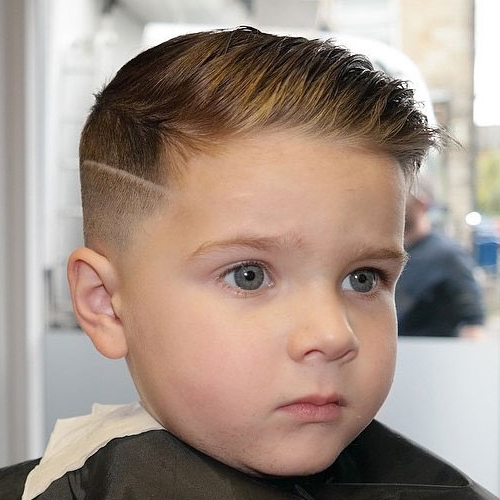 35 Cool Haircuts For Boys (2019 Guide) Regarding Long Hairstyles With Angled Swoopy Pieces (View 19 of 25)