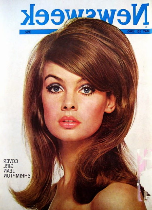35 Fabulous And Trending 1960S Hairstyles Throughout Sixties Long Hairstyles (View 12 of 25)