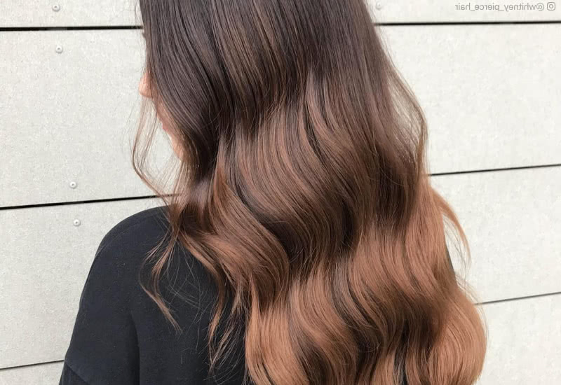 35 Hottest Chocolate Brown Hair Color Ideas Of 2019 Intended For Long Layered Light Chocolate Brown Haircuts (View 17 of 25)