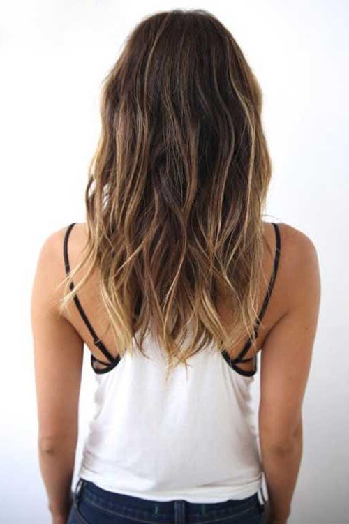 35+ New Medium Long Hair Styles | My Style | Long Hair Styles Inside Medium To Long Hairstyles (View 3 of 25)