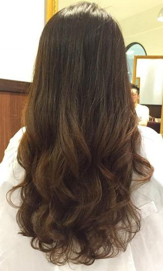 35 Perm Hairstyles: Stunning Perm Looks For Modern Texture With Regard To Long Hairstyles Permed Hair (View 18 of 25)