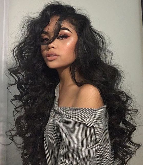 35 Stunning & Protective Sew In Extension Hairstyles Intended For Long Hairstyles Extensions (View 15 of 25)