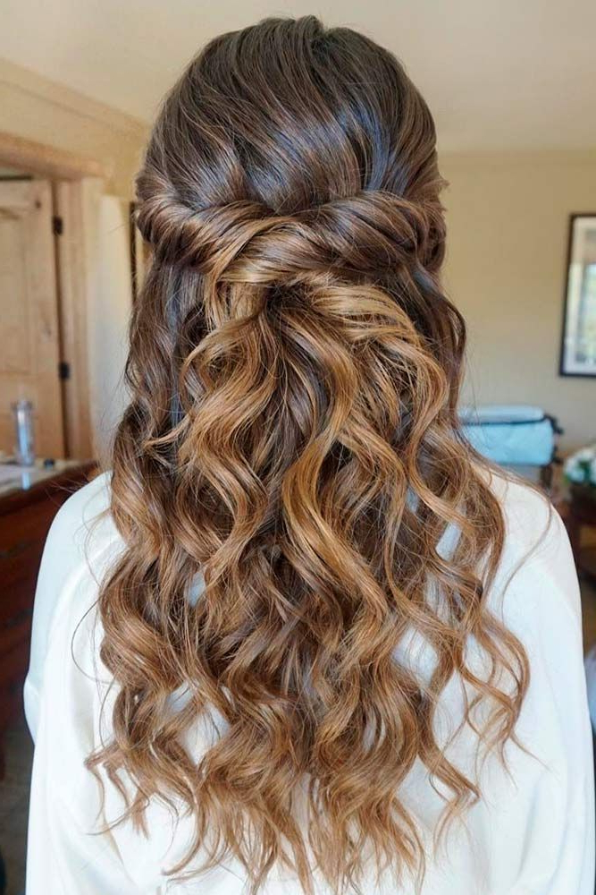 Featured Photo of Long Hairstyles For Graduation