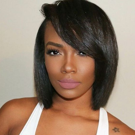 36 Best Hairstyles For Black Women 2019 – Hairstyles Weekly Inside Long Hairstyles On Black Women (View 20 of 25)