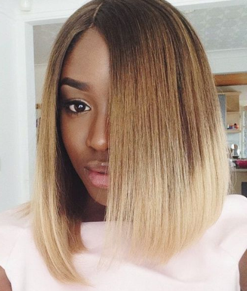 36 Best Hairstyles For Black Women 2019 – Hairstyles Weekly With Long Haircuts For Black Women (View 14 of 25)