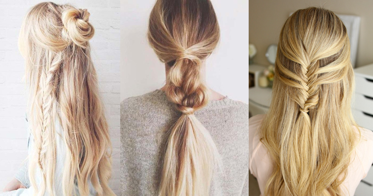 36 Best Hairstyles For Long Hair Pertaining To Long Hairstyles Diy (View 2 of 25)