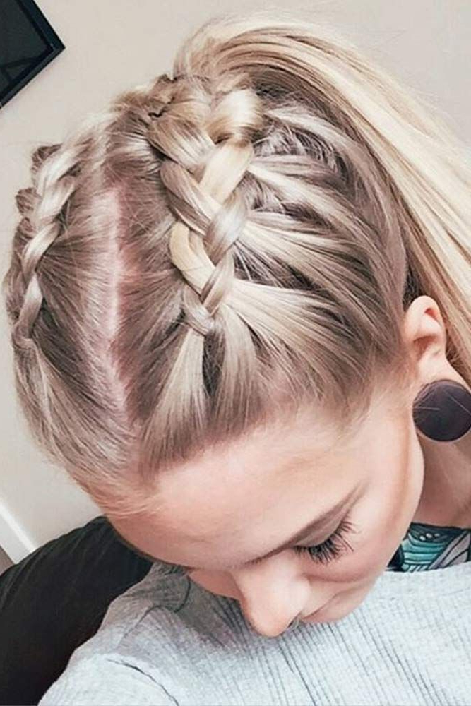 36 Easy Summer Hairstyles To Do Yourself | Hair | Hair, Hair Styles Throughout Long Hairstyles Do It Yourself (View 14 of 25)