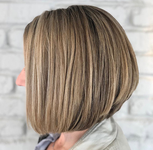 36 Gorgeous Inverted Bob Haircuts Inside Hairstyles Long Inverted Bob (View 21 of 25)
