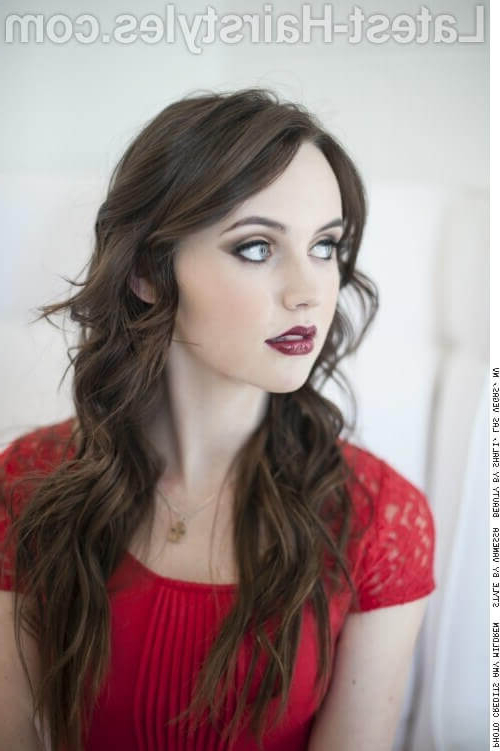 36 Perfect Hairstyles For Long Thin Hair (Trending For 2019!) Pertaining To Long Hairstyles Straight Thin Hair (View 17 of 25)