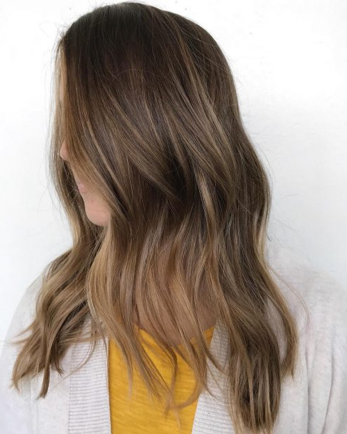 36 Perfect Hairstyles For Long Thin Hair (Trending For 2019!) Within Long Hairstyles For Fine Hair (View 16 of 25)
