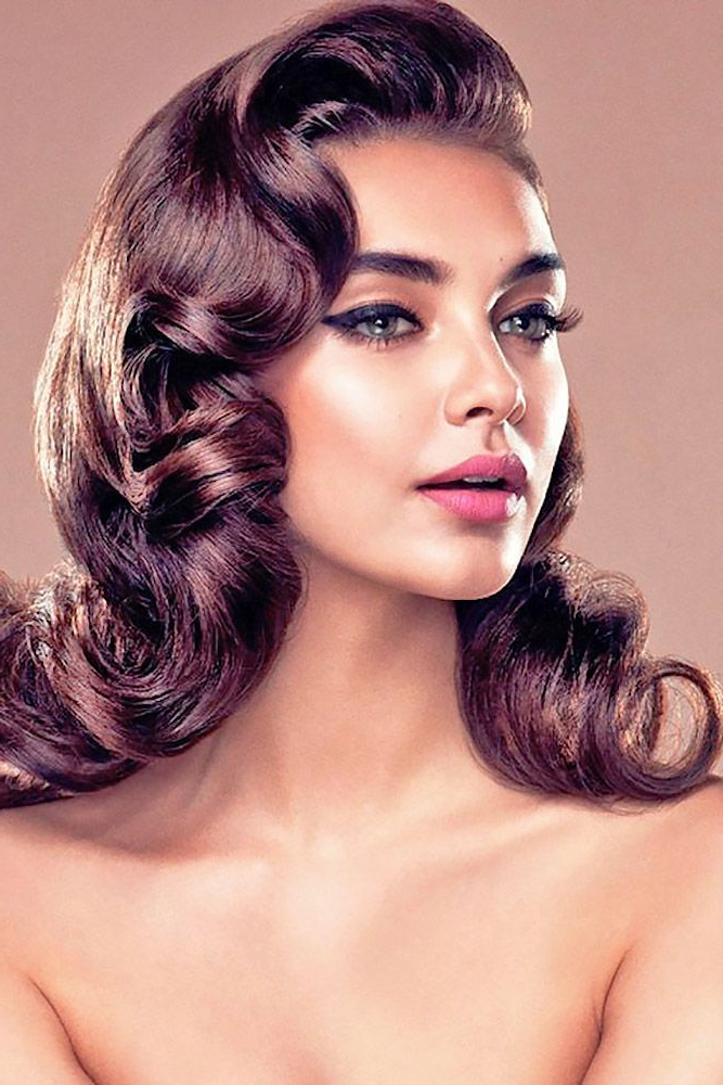 Featured Photo of Vintage Hairstyles For Long Hair