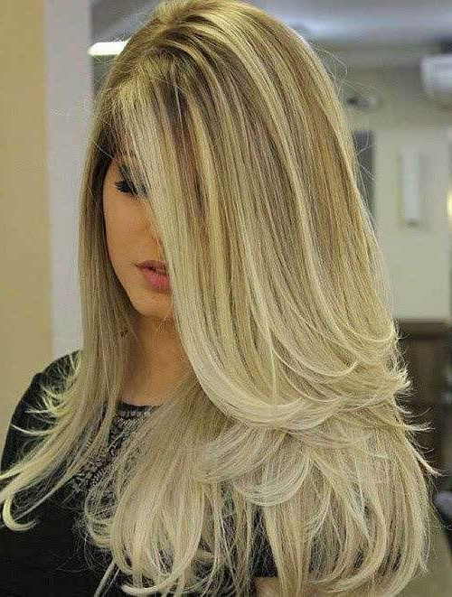 Featured Photo of Blowout Ready Layers For Long Hairstyles