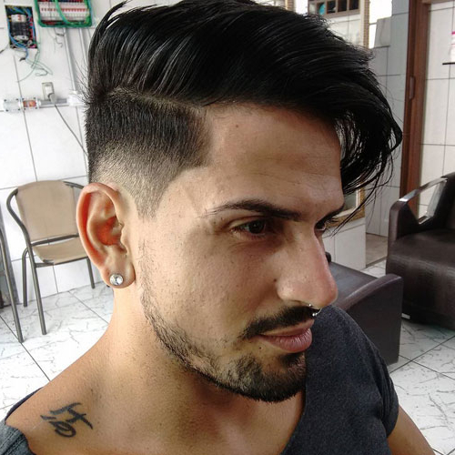 37 Best Medium Length Hairstyles For Men (2019 Update) With Medium Long Hairstyles For Guys (View 24 of 25)