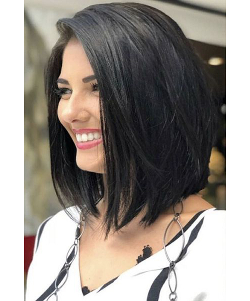 37+ Cute Long Bob Haircuts For Beautiful Women 2018 To Get Gorgeous Regarding Cute Long Haircuts (View 15 of 25)