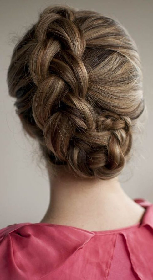 37 Dutch Braid Hairstyles – Braided Hairstyles With Tutorials – With In Braid Spikelet Prom Hairstyles (View 17 of 25)