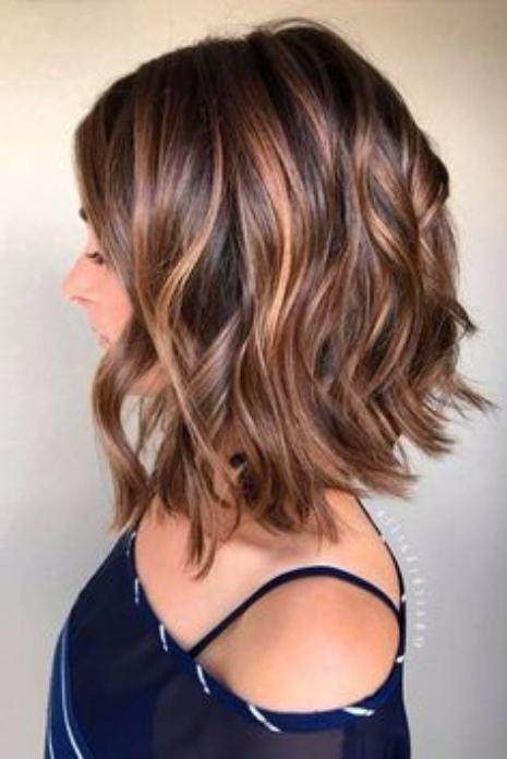 37 Haircuts For Medium Length Hair – Hairstyles & Haircuts For Men For Medium To Long Hairstyles (View 8 of 25)