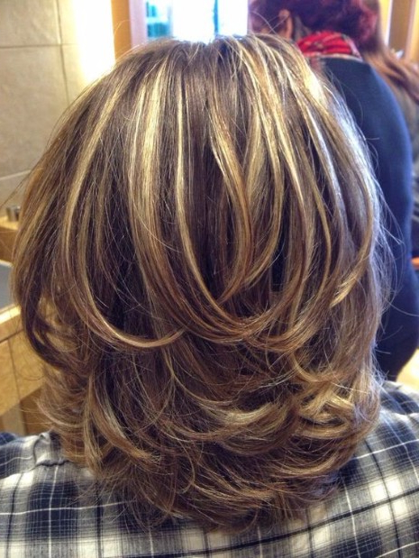 37 Haircuts For Medium Length Hair – Hairstyles & Haircuts For Men Intended For Full And Bouncy Long Layers Hairstyles (View 25 of 25)