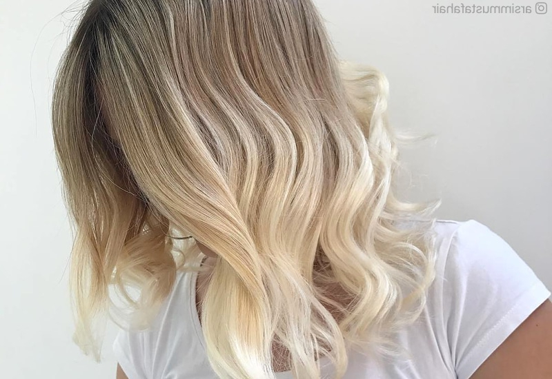 37 Hottest Ombré Hair Color Ideas Of 2019 In Long Hairstyles Ombre (View 14 of 25)
