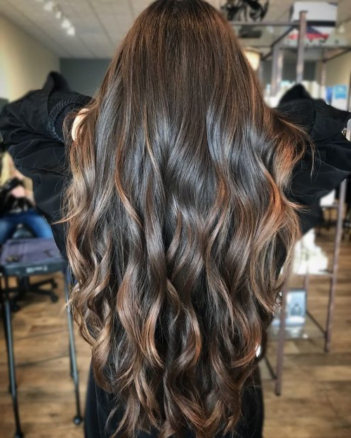 37 Hottest Ombré Hair Color Ideas Of 2019 In Long Hairstyles Ombre (View 7 of 25)