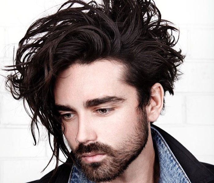 37 Messy Hairstyles For Men (2019 Guide) Regarding Long Hairstyles Messy (View 6 of 25)
