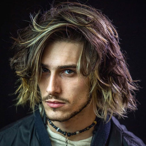 37 Messy Hairstyles For Men (2019 Guide) With Messy Long Hairstyles (View 3 of 25)