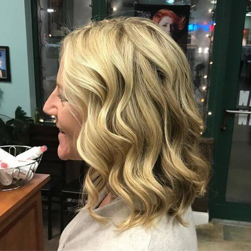 37 Youthful Hairstyles For Women Over 50 In 2019 For Long Hairstyles For Ladies Over (View 24 of 25)