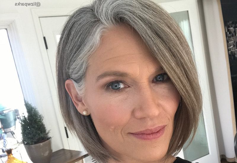 37 Youthful Hairstyles For Women Over 50 In 2019 Pertaining To Long Hairstyles Women Over (View 21 of 25)