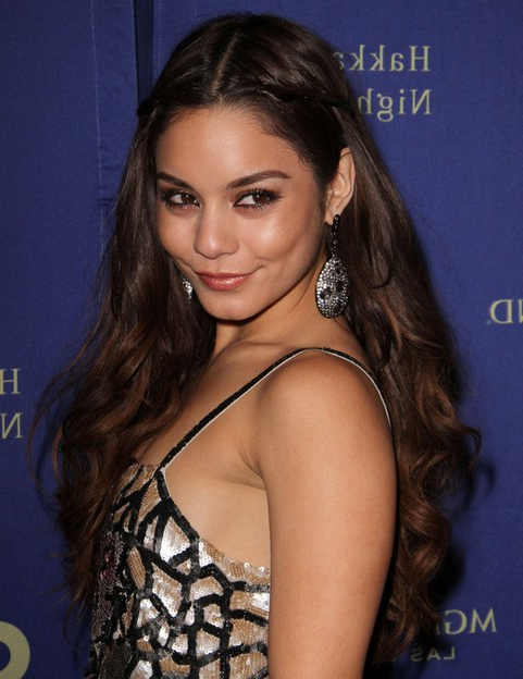 38 Vanessa Hudgens Hairstyles Vanessa Hudgens Hair Pictures – Pretty Intended For Vanessa Hudgens Long Hairstyles (View 2 of 25)