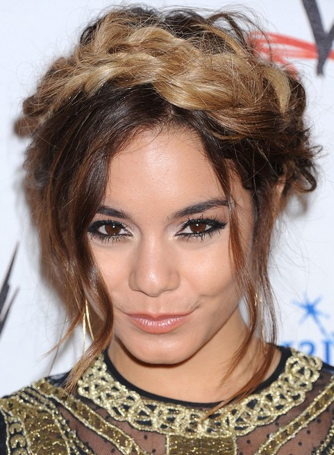 38 Vanessa Hudgens Hairstyles Vanessa Hudgens Hair Pictures – Pretty Within Vanessa Hudgens Long Hairstyles (View 12 of 25)