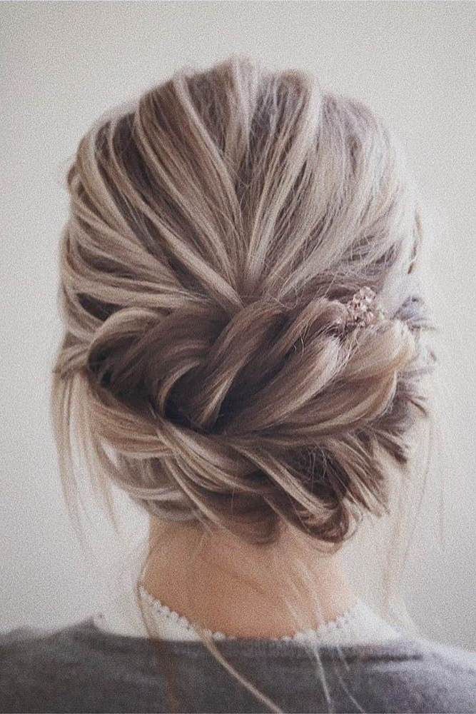 39 Braided Wedding Hair Ideas You Will Love | Hair | Prom Hair Within Gorgeous Waved Prom Updos For Long Hair (View 8 of 25)