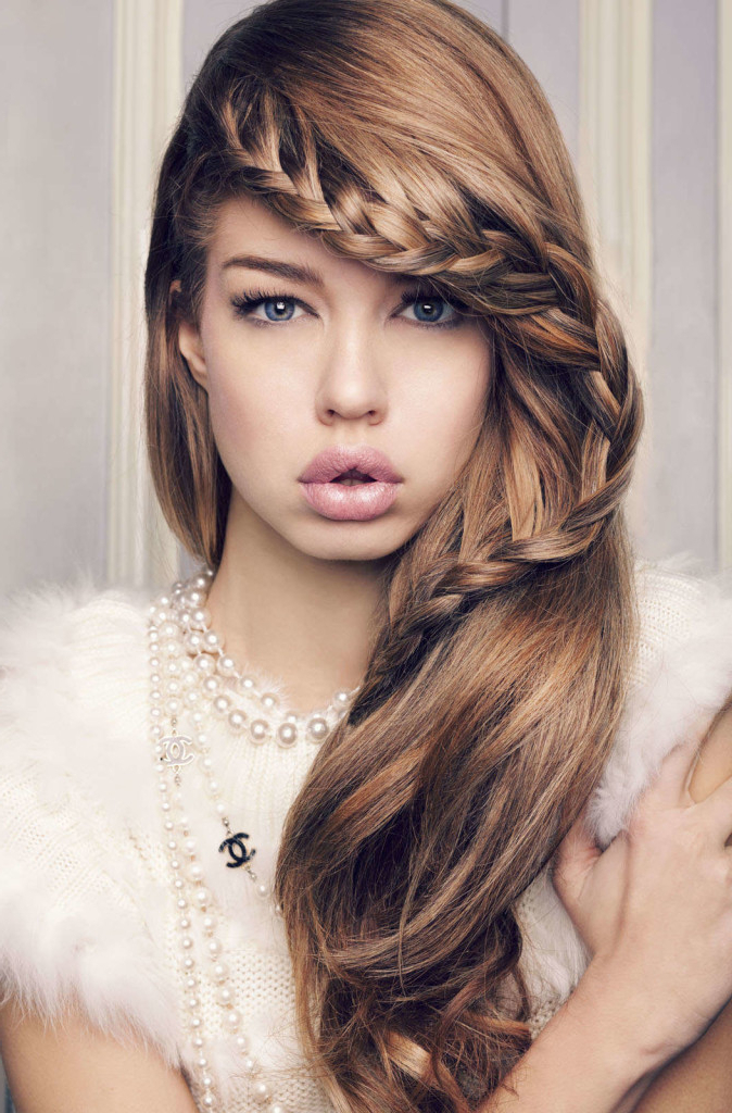 39 Walk Down The Aisle With Amazing Wedding Hairstyles For Thin Hair Pertaining To Cute Hairstyles For Thin Long Hair (View 19 of 25)