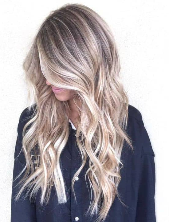 40 Best Blond Hairstyles That Will Make You Look Young Again Intended For Long Hairstyles From Behind (View 4 of 25)